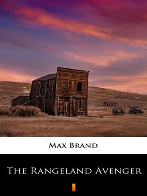 cover image of The Rangeland Avenger