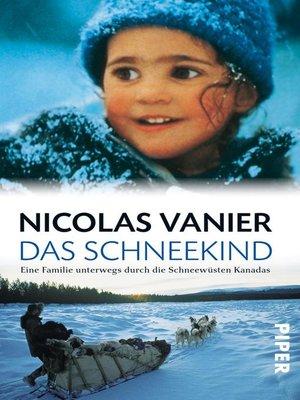 cover image of Das Schneekind