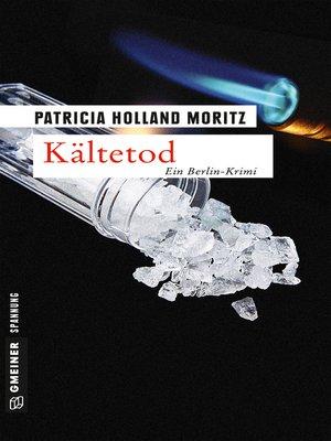 cover image of Kältetod