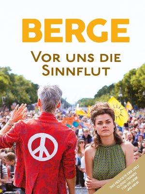 cover image of Vor uns die Sinnflut