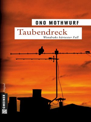 cover image of Taubendreck