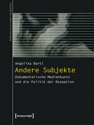 cover image of Andere Subjekte