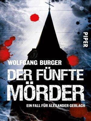 cover image of Der fünfte Mörder