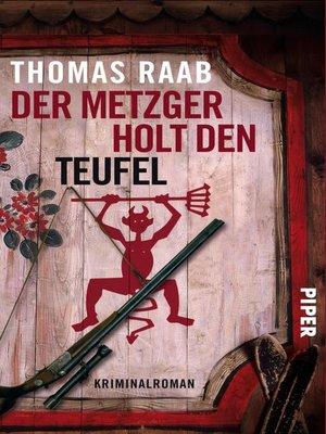 cover image of Der Metzger holt den Teufel