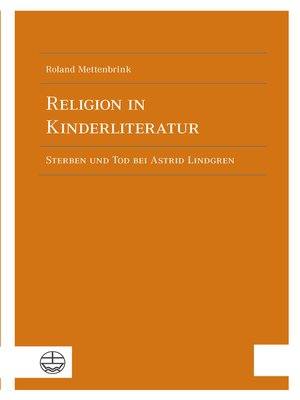 cover image of Religion in Kinderliteratur