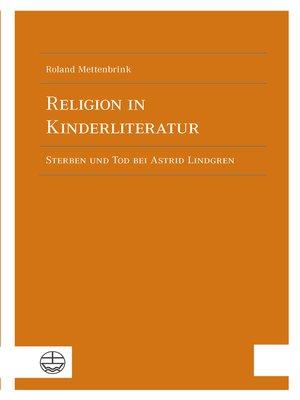 cover image of Religion in Kinderliteratur