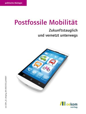 cover image of Postfossile Mobilität