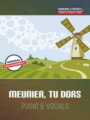 cover image of Meunier, tu dors