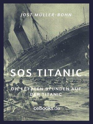 cover image of SOS Titanic