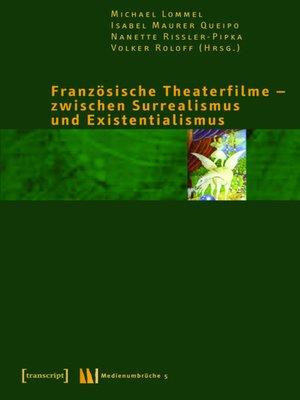 cover image of Französische Theaterfilme
