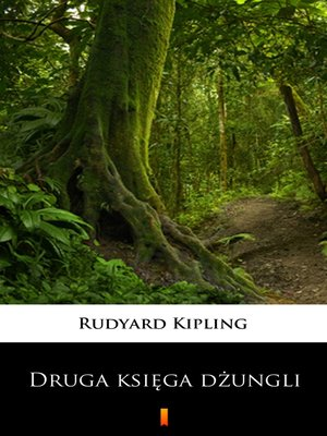 cover image of Druga księga dżungli