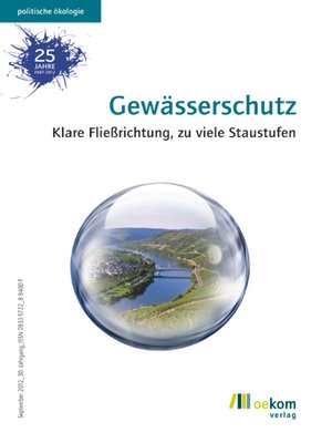cover image of Gewässerschutz