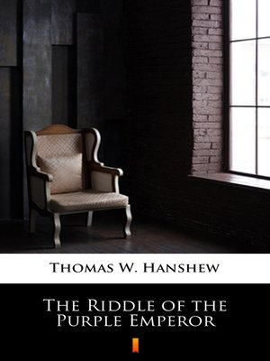 cover image of The Riddle of the Purple Emperor