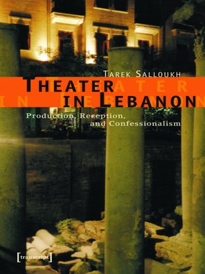 cover image of Theater in Lebanon