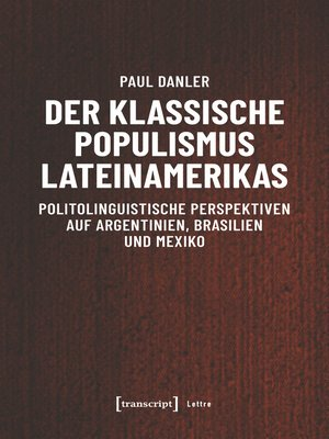 cover image of Der klassische Populismus Lateinamerikas