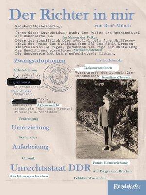 cover image of Der Richter in mir