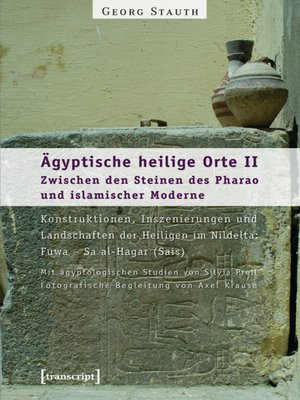 cover image of Ägyptische heilige Orte II