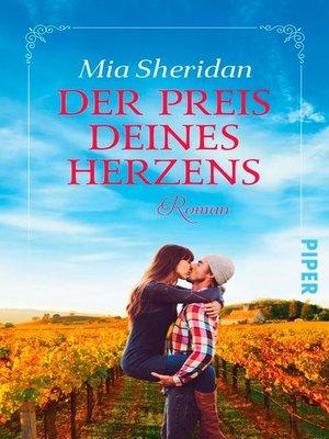 cover image of Der Preis deines Herzens