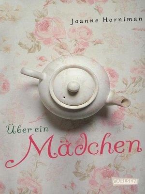 cover image of Über ein Mädchen