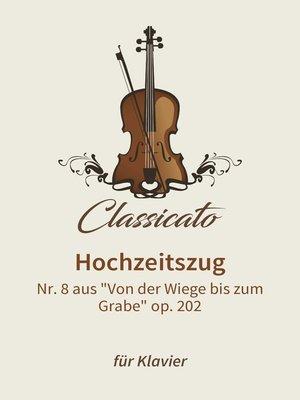 cover image of Hochzeitszug