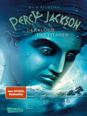 cover image of Serie Percy Jackson, Buch 3