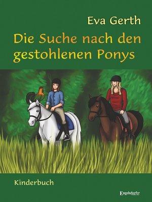 cover image of Die Suche nach den gestohlenen Ponys