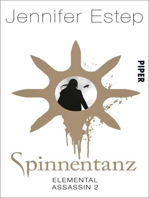 cover image of Spinnentanz