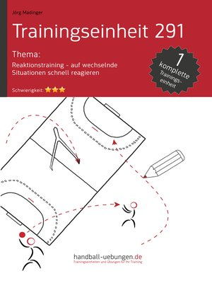 cover image of Reaktionstraining – auf wechselnde Situationen schnell reagieren (TE 291)