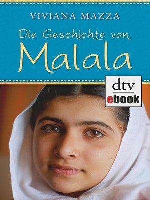 cover image of Die Geschichte von Malala