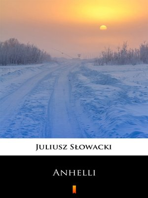 cover image of Anhelli