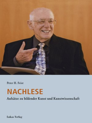 cover image of Nachlese