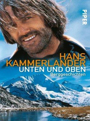 cover image of Unten und oben