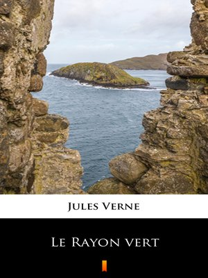 cover image of Le Rayon vert