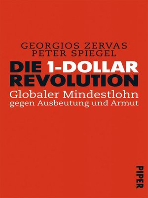 cover image of Die 1-Dollar-Revolution