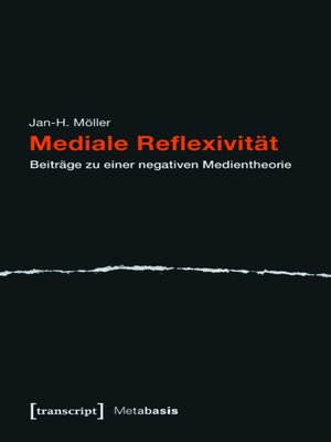 cover image of Mediale Reflexivität