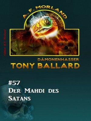 cover image of Tony Ballard #57