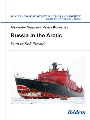 cover image of Russia in the Arctic