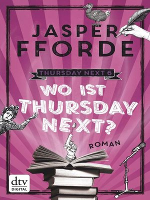cover image of Wo ist Thursday Next?