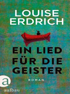 cover image of Ein Lied für die Geister