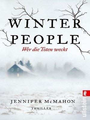 cover image of Winter People--Wer die Toten weckt