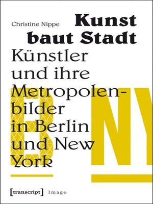 cover image of Kunst baut Stadt
