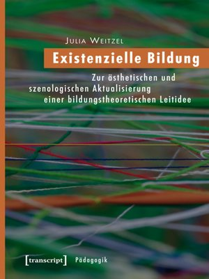 cover image of Existenzielle Bildung