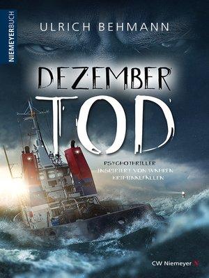 cover image of Dezembertod