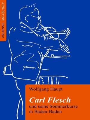 cover image of Carl Flesch