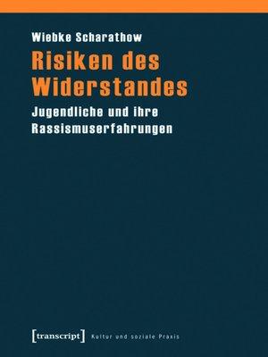 cover image of Risiken des Widerstandes