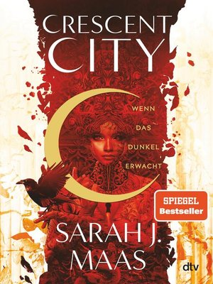 cover image of Crescent City 1 – Wenn das Dunkel erwacht