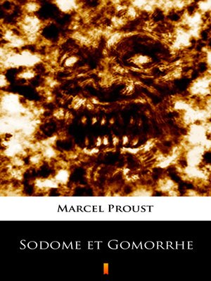 cover image of Sodome et Gomorrhe