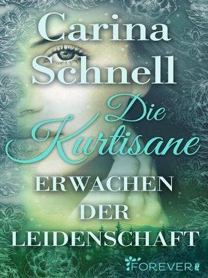 cover image of Die Kurtisane
