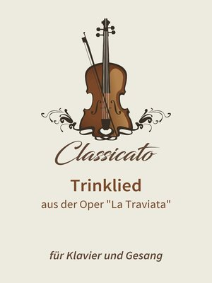 cover image of Trinklied