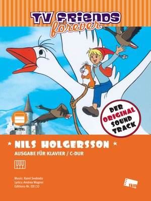 cover image of Nils Holgersson